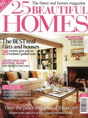 25 Beautiful Homes – Country Comfort